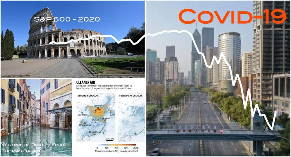 SCÉNARIO Mars 2020 : Covid 19, état des lieux et perspectives
