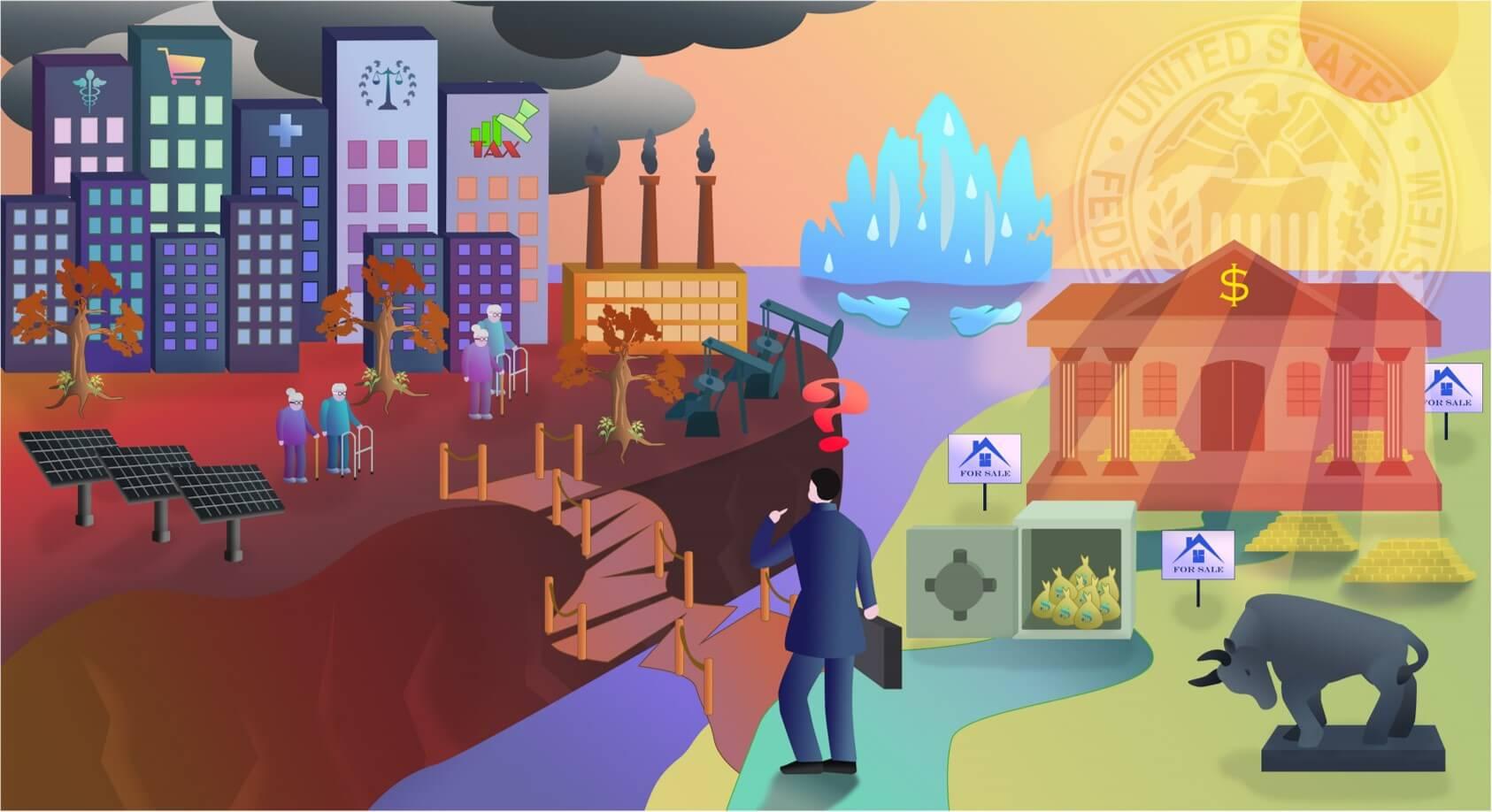 SCÉNARIO Juin 2020 : Omnipotence des banques centrales, capitalisme financier et capital productif